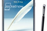 Galaxy Note II leaked pre-IFA reveal