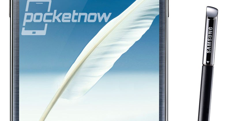Galaxy Note II leaked pre-IFA reveal