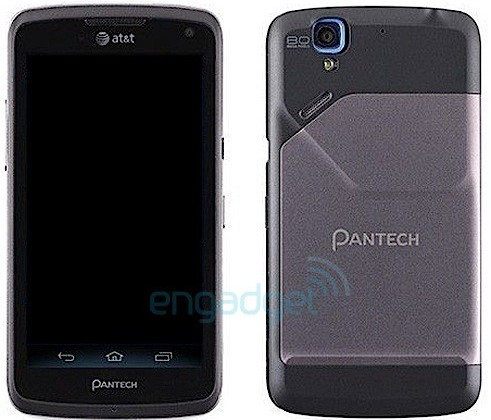 Pantech Magnus leaks for AT&T with 4G LTE and ICS