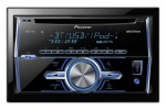 Pioneer debuts six new single CD car audio receivers