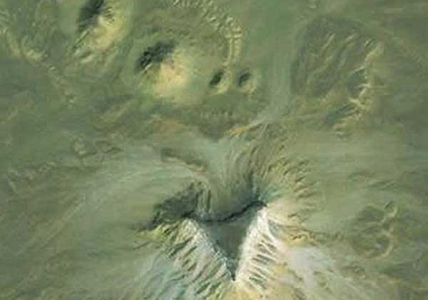 Google Earth satellite images may have discovered new Egyptian pyramids