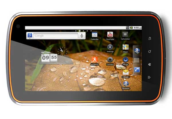 Verykool R800 outdoor tablet heads outdoors