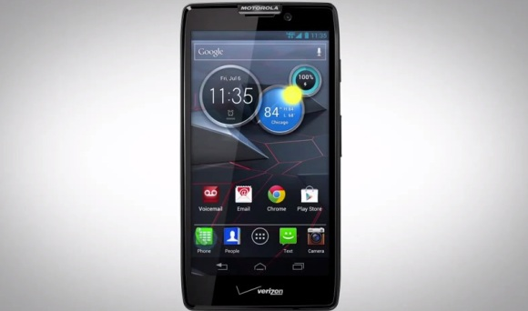 Motorola DROID RAZR HD tutorial videos briefly leaked