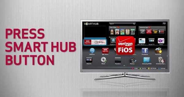 Verizon FiOS TV app lands on Samsung smart TV