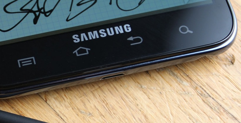 Samsung sets sights on stylus to beat iPhone and iPad