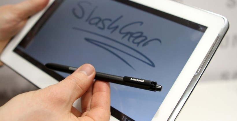 Worldwide Samsung Galaxy Note 10.1 sales this month; LTE in pipeline