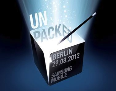 Samsung backtracks on Aug 29 Galaxy Note 2 confirmation