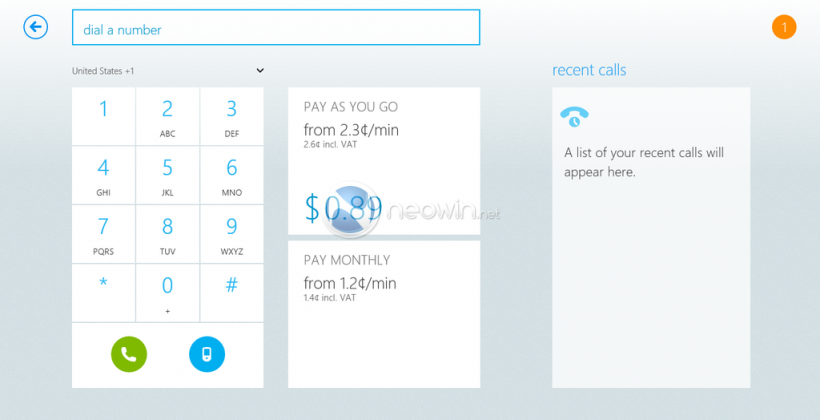 Skype for Windows 8 shown off in leaked pics