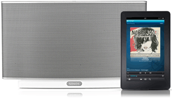 Sonos gets Amazon Cloud Player streaming