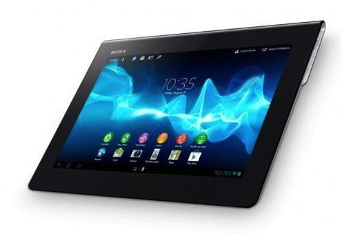Sony Xperia Tablet leaks again