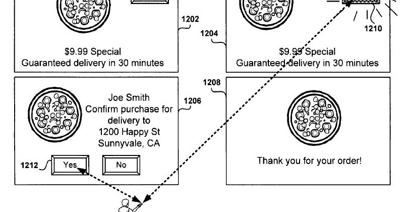 New Sony patent shows off interactive commercials