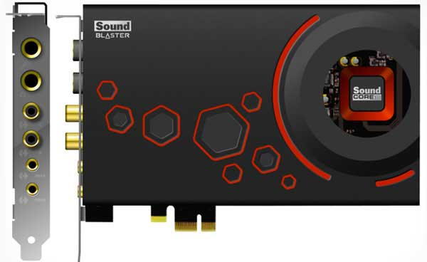 Creative launches new Sound Blaster sound cards for PCs