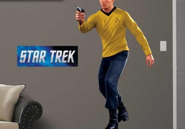 Fathead Star Trek lineup debuts