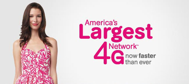 T-Mobile will offer unlimited nationwide 4G data plans starting September 5