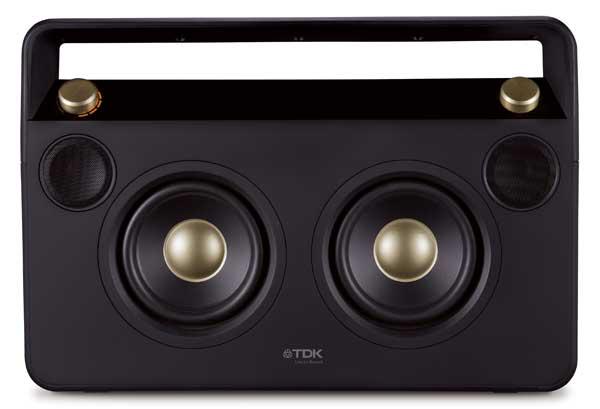 TDK unveils quartet of new Life On Record speakers