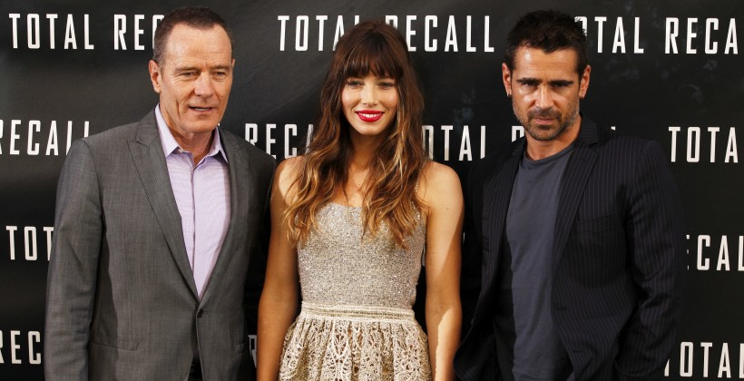 "Total Recall Jessica Biel interview: ""we were confused constantly"""