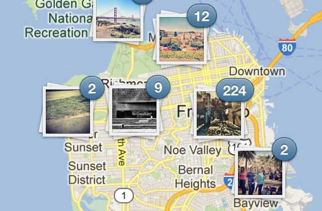 Instagram 3.0 update brings Photo Mapping history