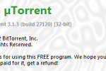 Upcoming uTorrent update will feature adverts