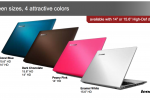 Lenovo IdeaPad Z Series brings thin yet sturdy power to Windows 8