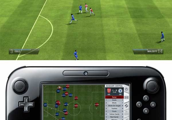 EA Sports shows off FIFA Soccer 13 and Madden NFL 13 for Wii U
