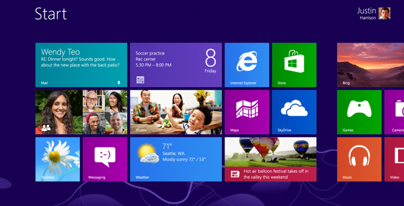 Windows 8 released to manufacturing: New PCs ahoy!