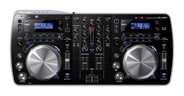 Pioneer unveils new wireless DJ system