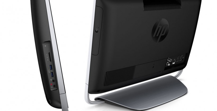 HP ENVY 20 and 23 TouchSmart All-in-one PCs bring Windows 8 to the masses