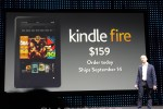 Kindle Fire refreshed with $159 price point