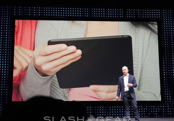 Kindle Fire HD introduced with new 8.9-inch size
