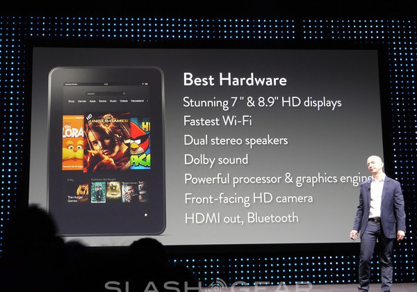 Kindle Fire HD LTE $50 a year with one big catch