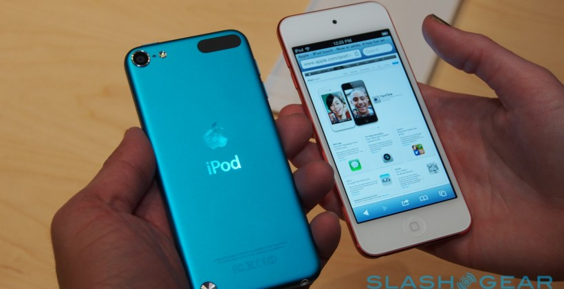 5th-gen iPod touch Hands-on