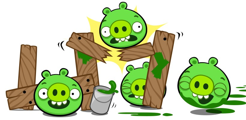 Angry Birds sequel 'Bad Piggies' launching September 27th