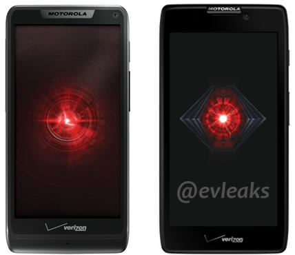 Motorola DROID RAZR HD and RAZR M press photos leak