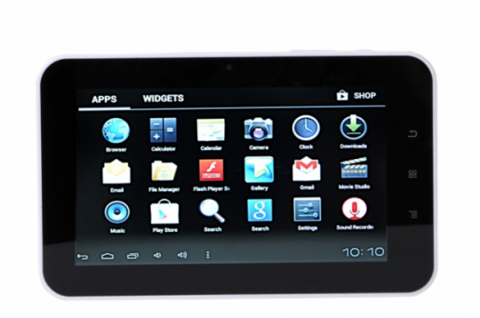 India's Aakash 2 Android tablet arriving next month for $35