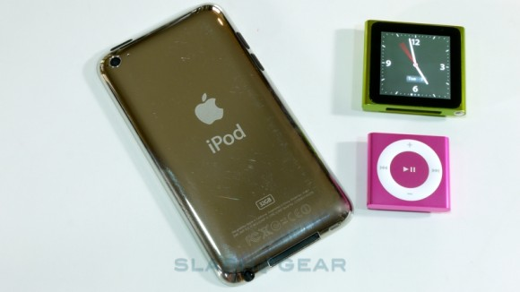iPod touch to pack iPhone 5 Retina but slower chip tip insiders