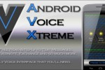 Android Voice Xtreme wants to be Android Siri
