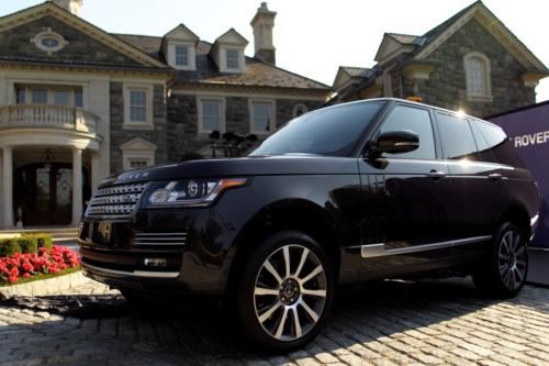 2013 Range Rover makes its US debut