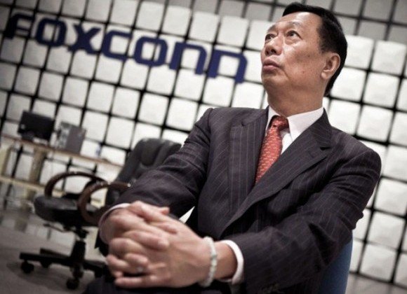 Sharp expected to sell shares to Foxconn for less amid decline in value