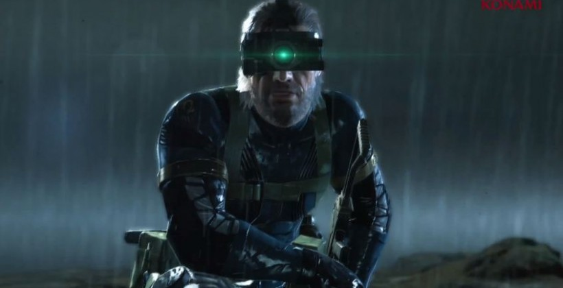 Metal Gear Solid: Ground Zeroes gets first gameplay trailer