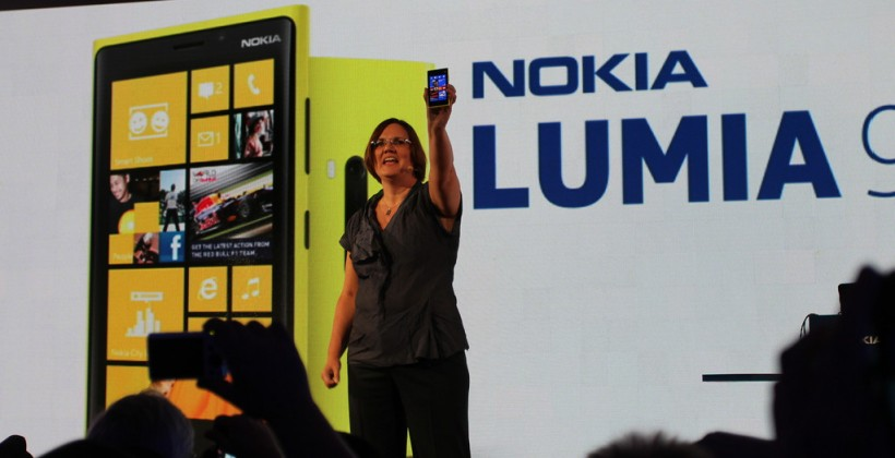 Nokia Lumia 920 official: PureView Windows Phone 8 flagship