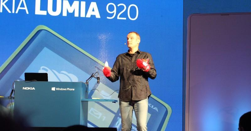 Nokia Lumia 920 packs glove-friendly touchscreen