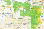 "180+ ""fiberhoods"" qualify for Google Fiber"