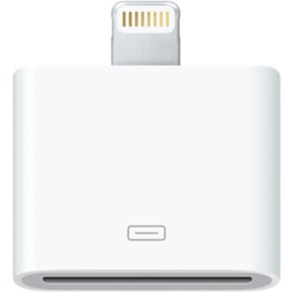 iPhone 5 Lightning connector adapters priced