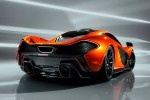 McLaren P1 Supercar unveiled before Paris Auto Show debut