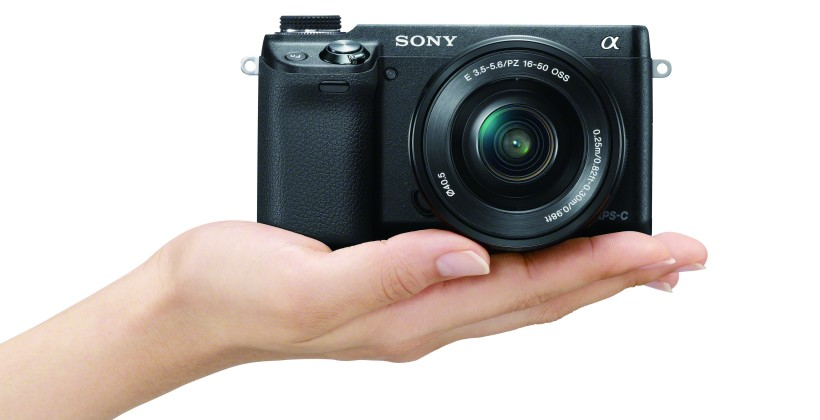 Sony NEX-6 packs OLED electronic viewfinder and WiFi