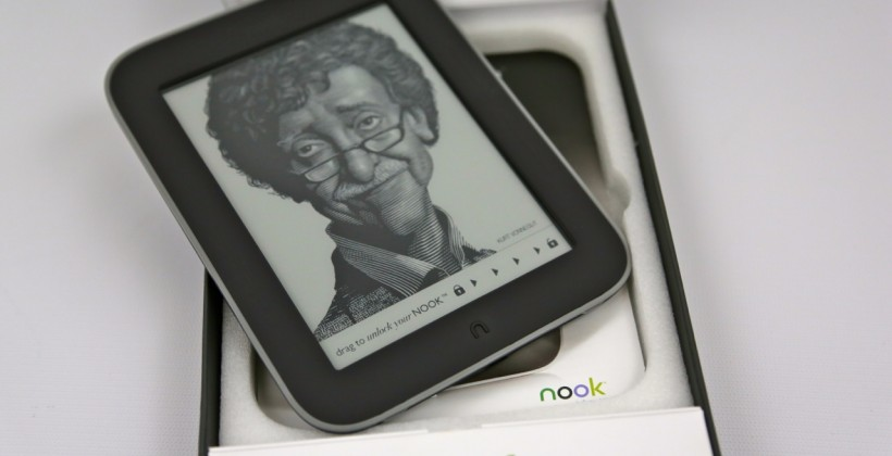 Nook GlowLight gets a price cut as Paperwhite launch approaches