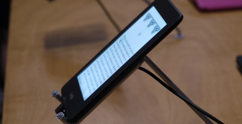 Kindle Paperwhite hands-on