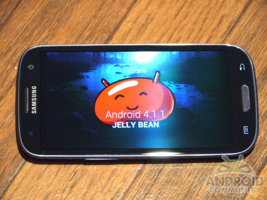 Samsung Galaxy S III rumor points to Jelly Bean update in October
