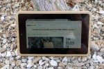 10Terra Nexus 7 Bamboo Eco-friendly case hands-on
