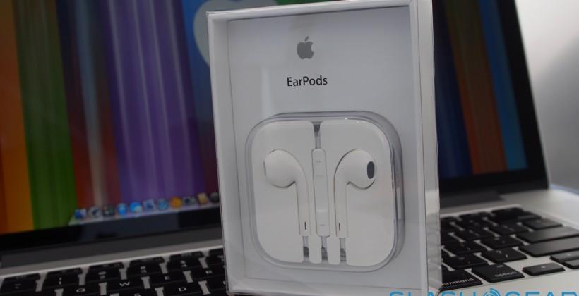 Apple EarPods headphones hands-on